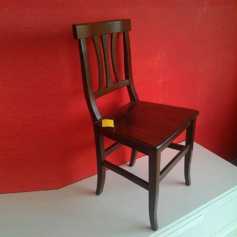 Sedie In Legno Arte Povera.Set Di 2 O Piu Sedie In Legno Sala Cucina Arte Povera Mod Piera