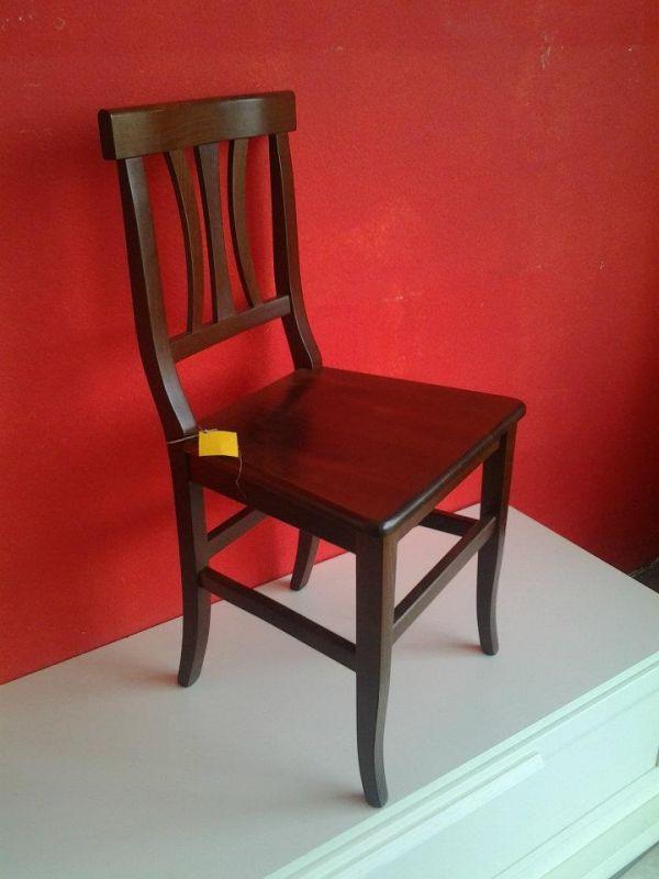 Set sedie in legno sala cucina arte povera mod piera for Set sedie cucina