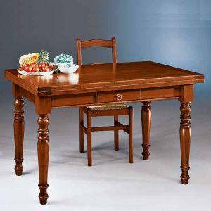 Tavoli for Tavolo 140x80 allungabile legno